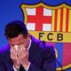 Lionel Messi - koniec v Barcelone