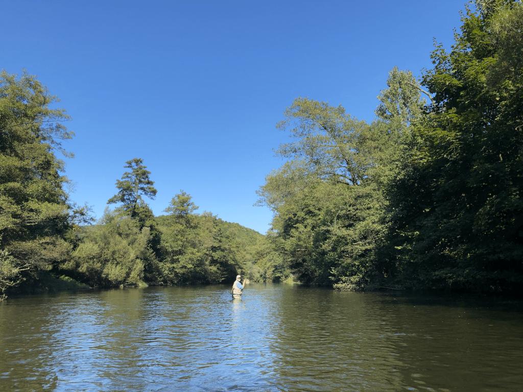 Rybačka na Hornáde