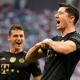 Gól Lewandowski - Bayern Mníchov