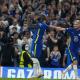 Lukaku a Jorginho - Chelsea