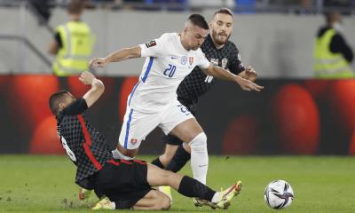 Kvalifikácia na MS 2022: Slovensko - Chorvátsko