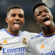 Rodrygo a Vinicius Junior, Real Madrid